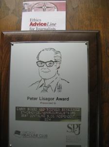 Lisagor Award